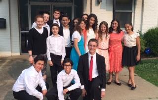 2015 graduating class